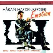 Emotion de Håkan Hardenberger