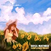 Sunflower Heart by Ross Mayhew