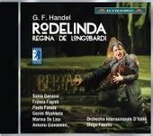 Handel: Rodelinda, HWV 19 (Live) von Various Artists
