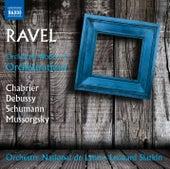 Ravel: Orchestral Works, Vol. 3 – Orchestrations von Orchestre national de Lyon