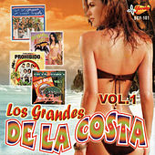 Los Grandes De La Costa, Vol. 1 by Various Artists