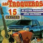 15 Exitos by Los Troqueros