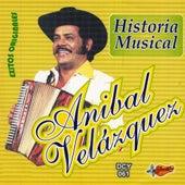 Historia Musical de Anibal Velazquez