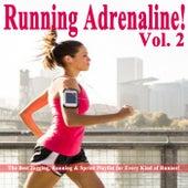 Running Adrenaline! Vol. 2 & DJ Mix (The Best Jogging, Running & Sprint Playlist for Every Kind of Runner!) von Various Artists