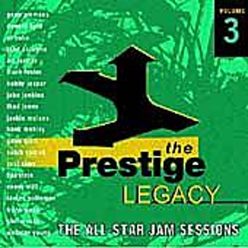 The Prestige Legacy Vol. 3 by Various Artists