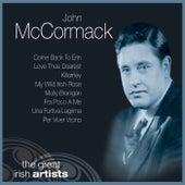 John McCormack by John McCormack