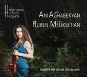 Harutyunyan, Hovunts & Hindemith: Violin Sonatas by Ani Aghabekyan