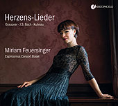 Herzens-Lieder: German Baroque Cantatas by Various Artists