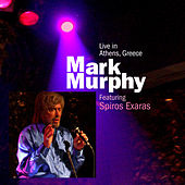 Live in Athens, Greece de Mark Murphy