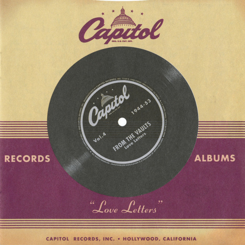 Capitol Records From The Vaults: 'Love Letters' by Various Artists