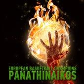 European Basketball Champions: Panathinaikos by Various Artists