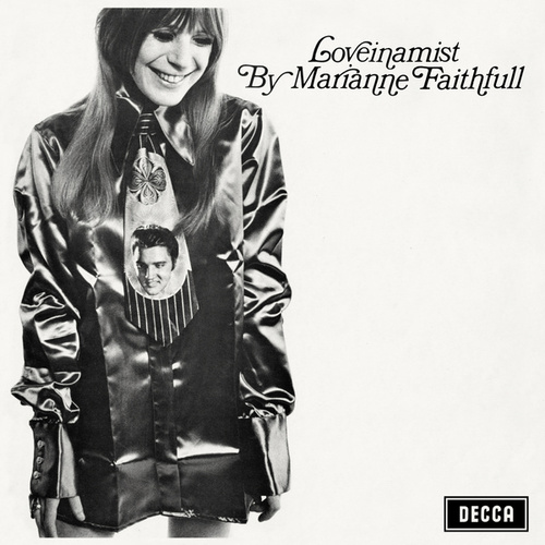 Love In A Mist by Marianne Faithfull