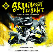 Skulduggery Pleasant - Folge 5: Rebellion der Restanten von Derek Landy