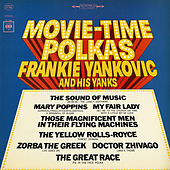 Movie-Time Polkas de Frankie Yankovic