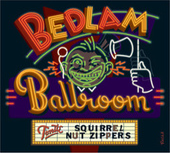 Bedlam Ballroom by Squirrel Nut Zippers