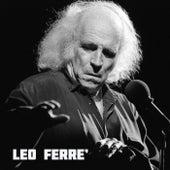 Léo Ferré de Leo Ferre