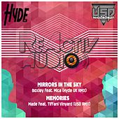 Mirrors In The Sky (Hdye UK Rmx) \ Memories (USD Rmx) - Single by Various Artists
