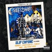 Crip2nite (feat. Kurupt, Baby Eazy-E3, Threat, NME & Big Tray Deee) von Slip Capone