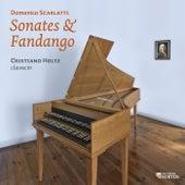 Scarlatti: Sonates & Fandango by Cristiano Holtz
