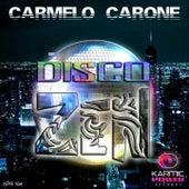 Disco Zen de Carmelo Carone