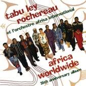 Africa Worldwide: 35th Anniversary Album by Tabu Ley Rochereau