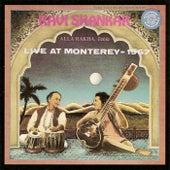 Live at Monterey 1967 von Ravi Shankar