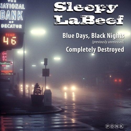 Blue Days, Black Nights / Completely Destroyed Single de Sleepy LaBeef