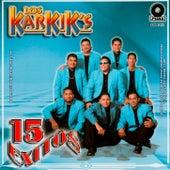 15 Exitos by Los Karkik's