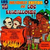 Los 15 Inolvidables Exitos de Los Magallones by Los Magallones