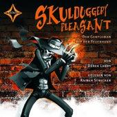 Skulduggery Pleasant - Folge 1: Der Gentleman mit der Feuerhand von Derek Landy