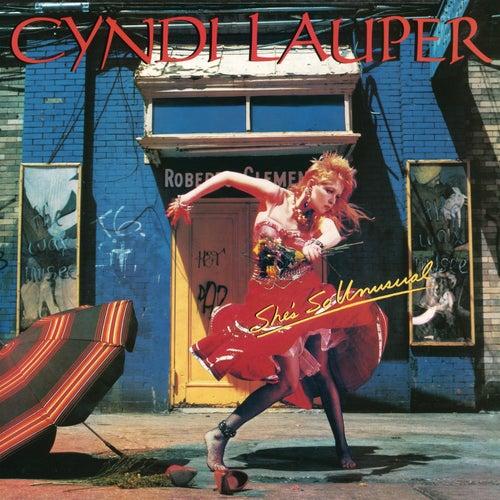 She's So Unusual by Cyndi Lauper