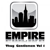 Thug Gentlemen Vol. 1 de Various Artists