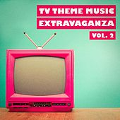 TV Theme Music Extravaganza, Vol. 2 von The TV Theme Players