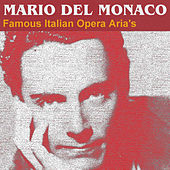 Famous Italian Opera Aria's de Mario del Monaco
