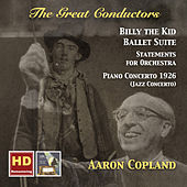 The Great Conductors: Aaron Copland (Remastered 2016) by Various Artists