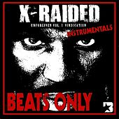 Unforgiven Volume 3: Vindication (Instrumentals) by X-Raided