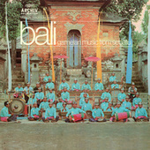 Musical Traditions In Asia: Gamelan Music From Bali de Gong Kebyar De Sebatu