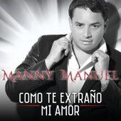 Como Te Extraño Mi Amor de Manny Manuel
