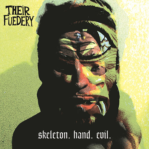 Skeleton. Hand. Evil by Their Fuedery