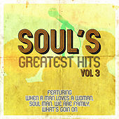 Soul's Greatest Hits Vol.3 de Various Artists