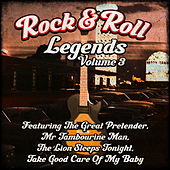 Rock & Roll Legends Vol.3 by Various Artists