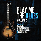 Play Me The Blues Vol.2 von Various Artists