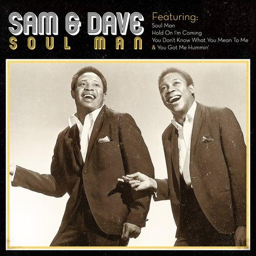 Sam & Dave - Soul Man by Sam and Dave