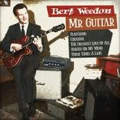 Bert Weedon - Mr Guitar by Bert Weedon