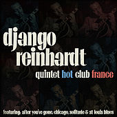 Django Reinhardt - Quintet Hot Club France de Django Reinhardt