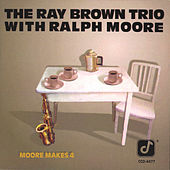 Moore Makes 4 by Ray Brown