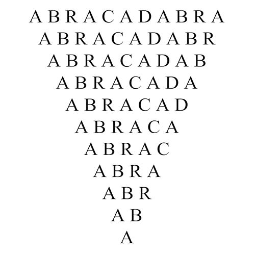3rd Eye Magic: Abracadabra by Charles Hamilton