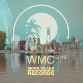 Moon Island Records WMC Sampler 2016 - Single de Various Artists