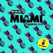 GPR WMC Miami Sampler 2016 - EP de Various Artists