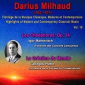 Darius Milhaud - Florilège de la Musique Classique Moderne et Contemporaine - Highlights of Modern and Contemporary Classical Music - Vol. 18 de Various Artists